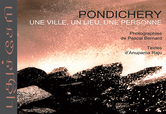 Pondichéry couverture livre